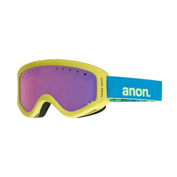 키즈 아논/애논 고글 #BAN701BU 1718 ANON BLUE/BLUE AMBER