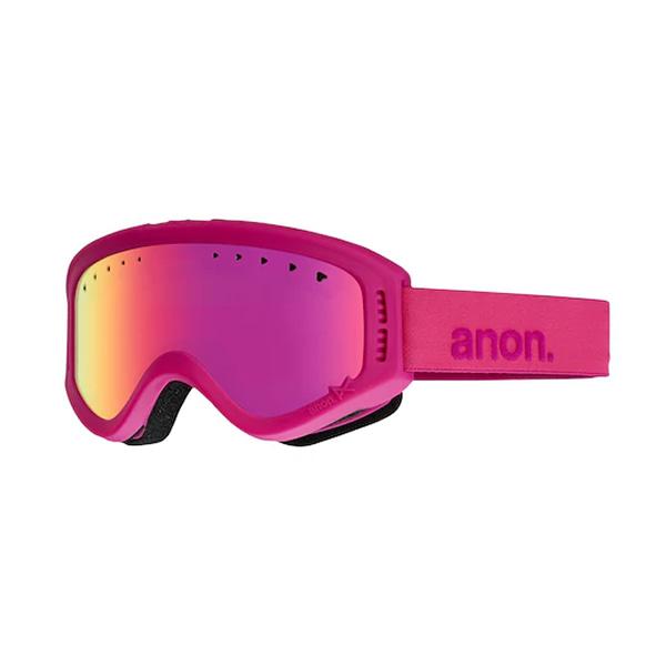 키즈 아논/애논 고글 #BAN701PK 1718 ANON PINK/PINK AMBER