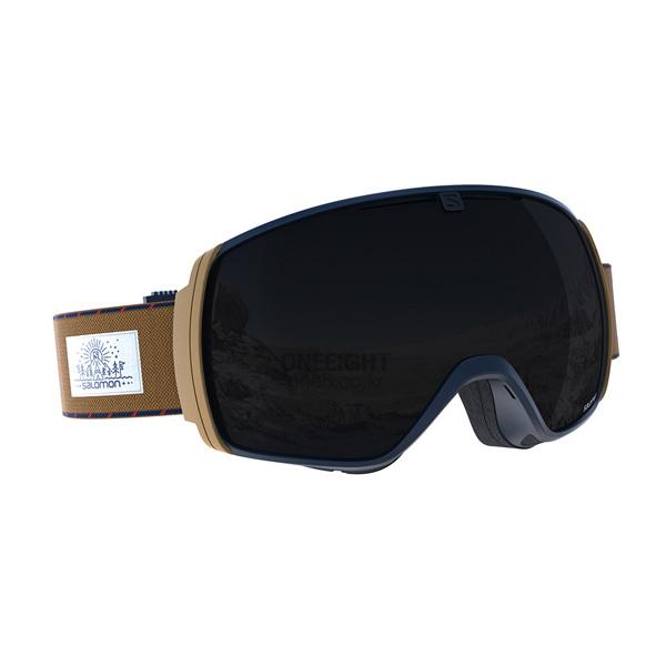 살로몬 엑스티 원 고글 카멜 #BSA708D4 1718 SALOMON XT ONE CAMEL/SOLAR BLACK L39907600