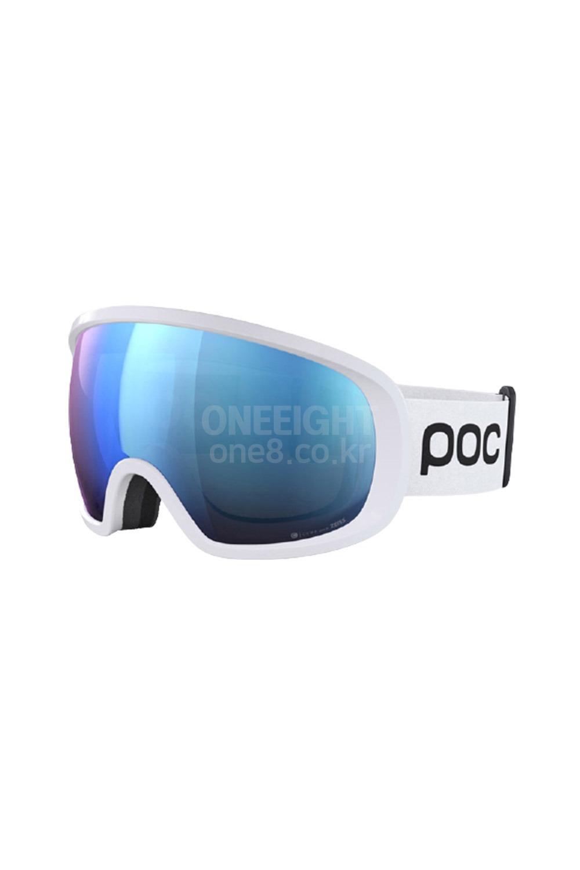 2021 피오씨 고글 포베아 클라리티 콤프 2021 POC_FOVEA CLARITY COMP_WHITE/BLUE_남녀공용_DBPC007W2