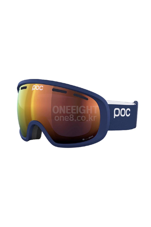 2021 피오씨 고글 포베아 클라리티 2021 POC_FOVEA CLARITY_LEAD BLUE/ORAGNE_남녀공용_DBPC003O3