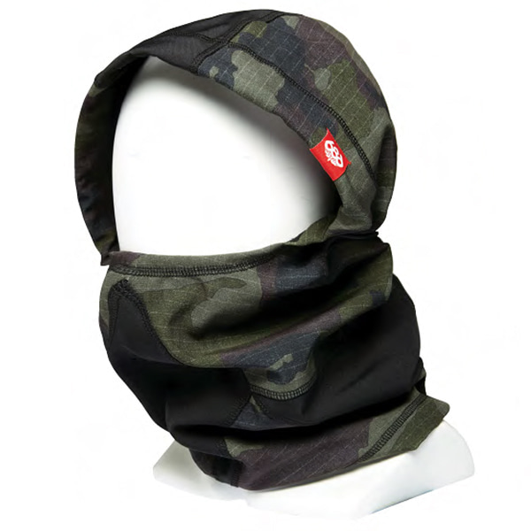 686 헌터 페이스 마스크#L69701F1L7WFMSK01-FTCM FATIGUE CAMO PRINT1718 686 HUNTER FACE MASK