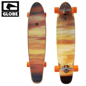 글로브 롱보드 컴플릿 # / 41 GLOBE 41 SUNDOWN X SUNSET X KICK TAIL LONGBOARD COMPLETE