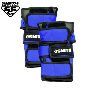 SMITH SAFETY GEAR / #FSM701BU[스미스 손목 보호대]  SCABS ELITE WRIST GUARDSBLUE