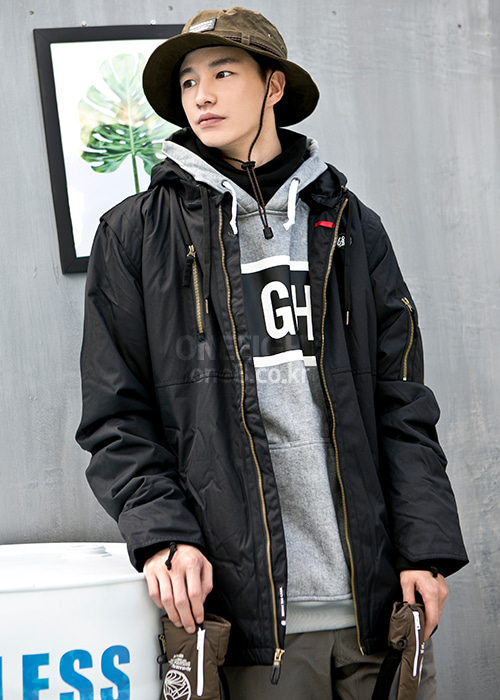 육팔육/686 보드복 어센틱 라이엇 인슐 자켓 #769707BK / BLACK OXFORD 686 AUTHENTIC RIOT INSULATED JACKET L7W115-BLK