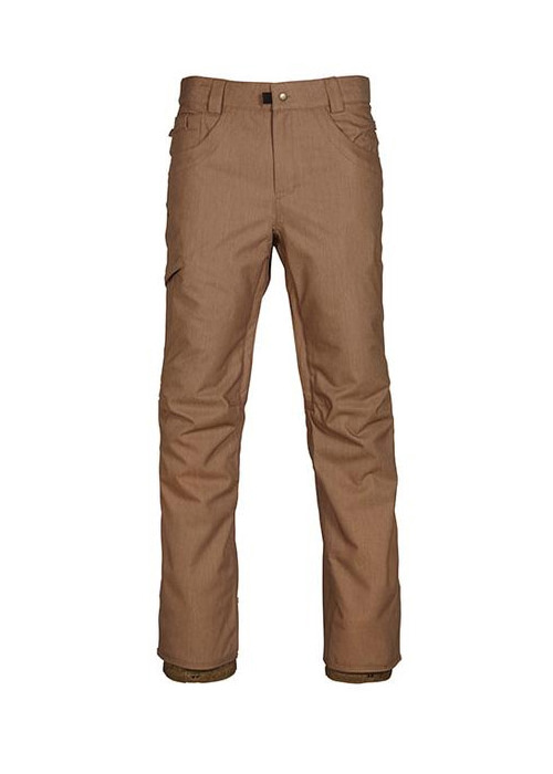 육팔육/686 보드복 로우 인슐 팬츠 #969707KH / KHAKI DENIM 686 RAW INSULATED PANT L7W209-KHA