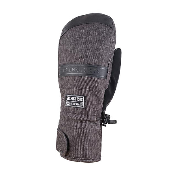 686 벙어리 글러브 #D69703DN / DENIM 1718 686 INFILOFT RECON MITT