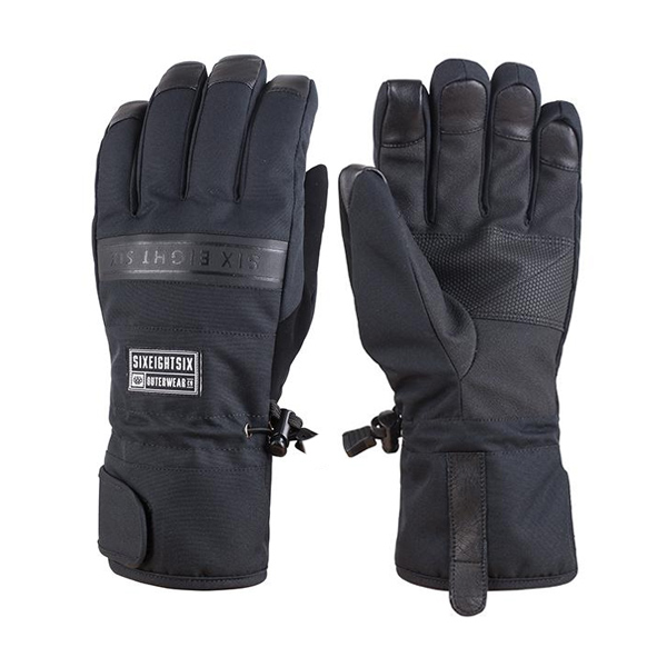 686 글러브 #D69702BK / BLACK 1718 686 INFILOFT RECON GLOVE