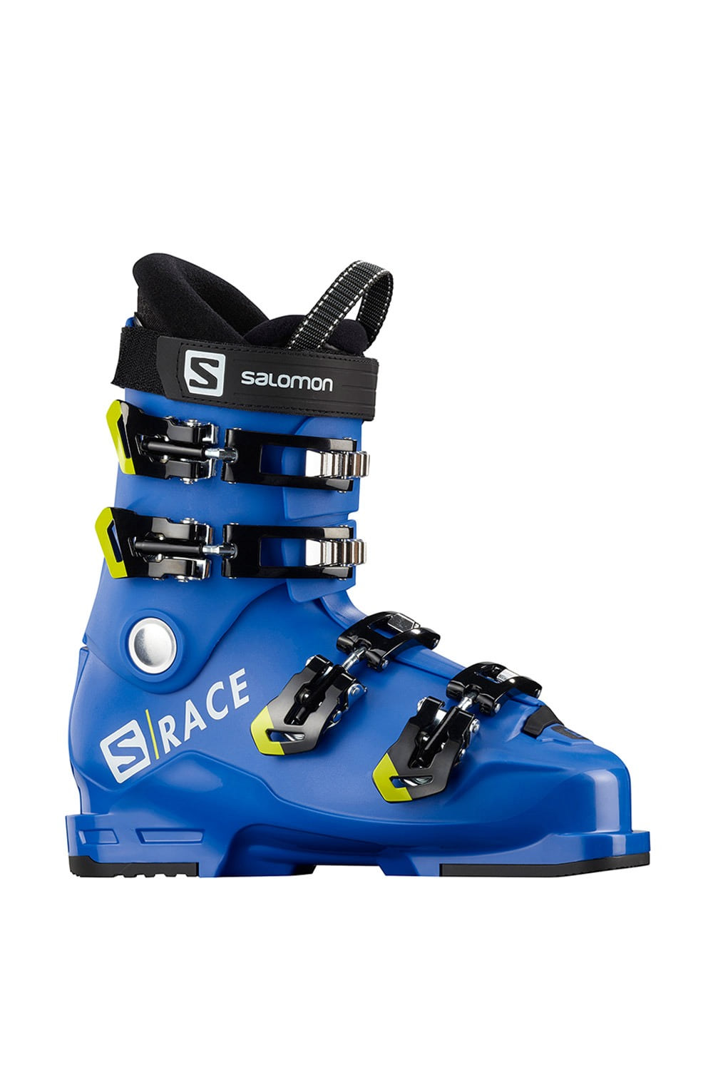 1920 살로몬 주니어 스키 부츠 에스레이스 60T L SALOMON(L40896300)YOUTH S/RACE 60T L_RACE BLUE/ACID GREEN/BLACK_BVSA915BU