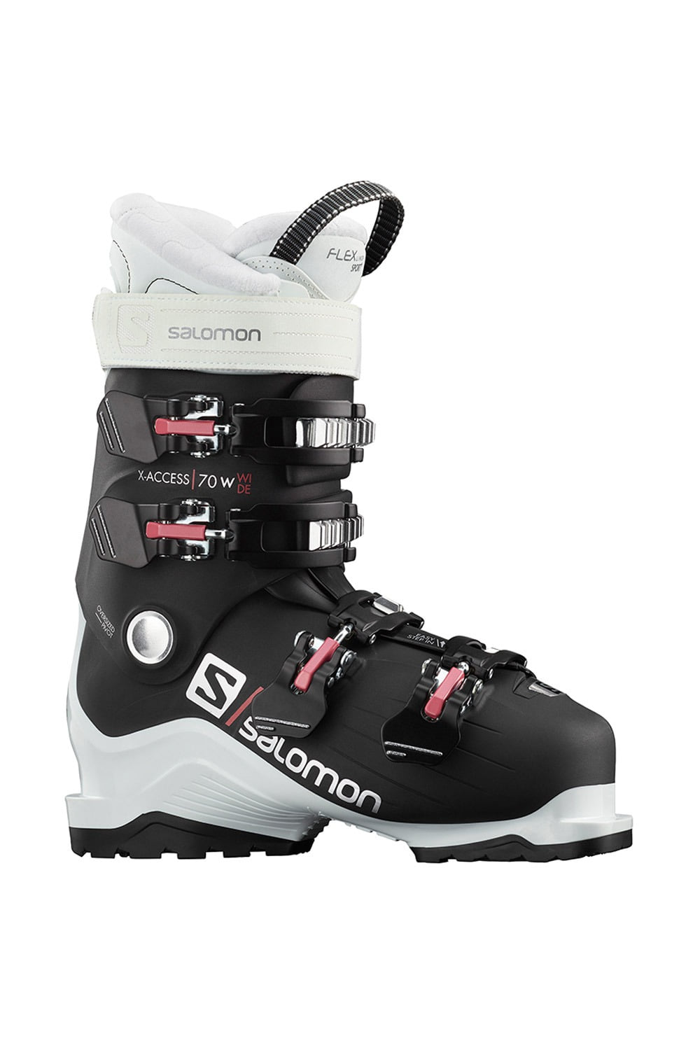 1920 살로몬 여성 스키 부츠 X 액세스 70 W 와이드 SALOMON(L40851000)WMS X ACCESS 70 W WIDE_WHITE/BLACK_B6SA917WB