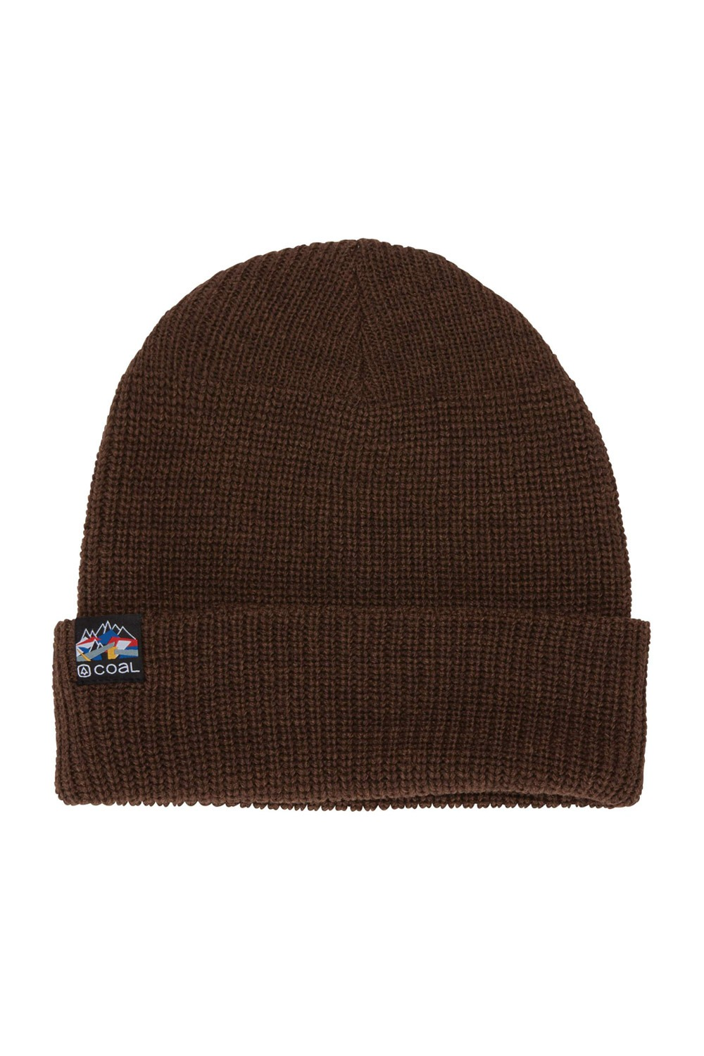 2021 콜 스쿼드 숏비니 모자  COAL THE SQUAD BEANIE_BRN (SPICE BROWN)_DICA001BW