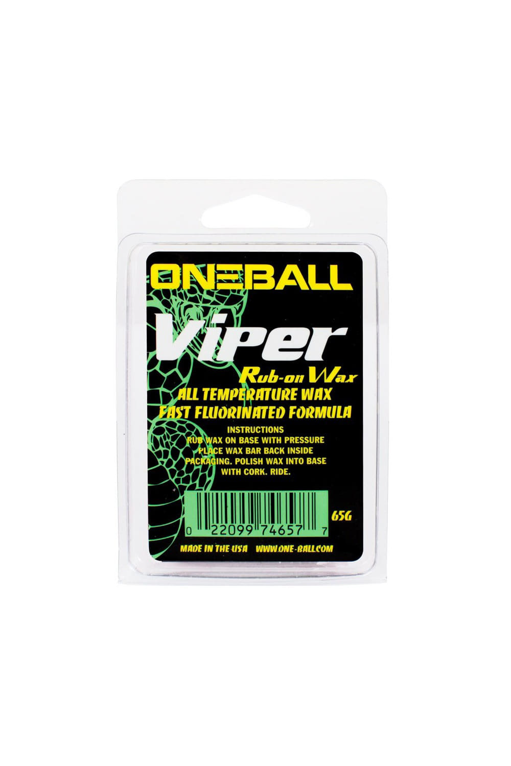 원볼 왁스_바이퍼 RUB ON 40g, W/CORK APP/ONEBALL VIPER RUB ON W/CORK APP/ONEBALL VIPER RUB ON W/CORK APP/40G_HOB71300_DHOB71300