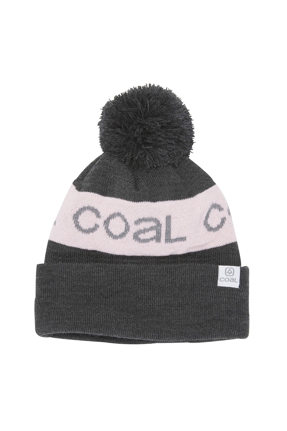 2021 콜 팀 폼비니 모자  COAL THE TEAM BEANIE_CHR (CHARCOAL)_DICA012CH