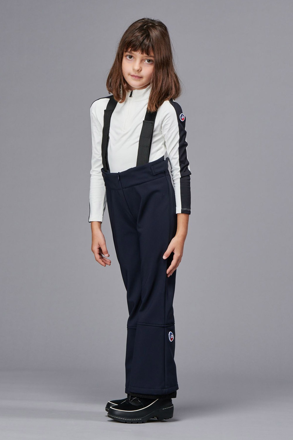 2021 퓨잡 유스 티피 JR 팬츠  FUSALP_[2+2/5]_YOUTH TIPI JR PANTS_DARK BLUE_BZF5002BU