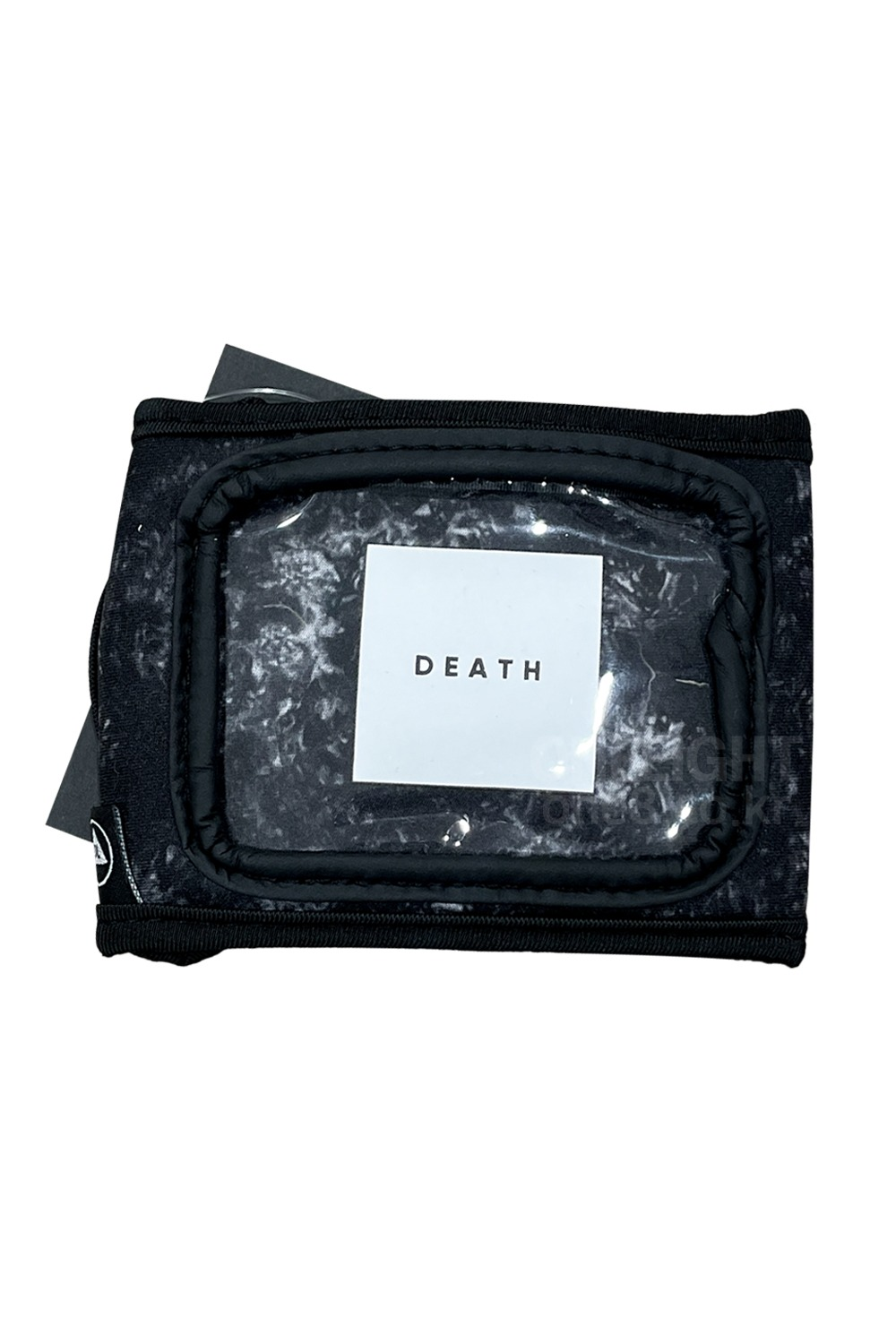 2021 데스라벨 글러브 패스 2021 DEATH LABEL_GLOVE PASS_TIEDYE BLACK_DGDL006TI