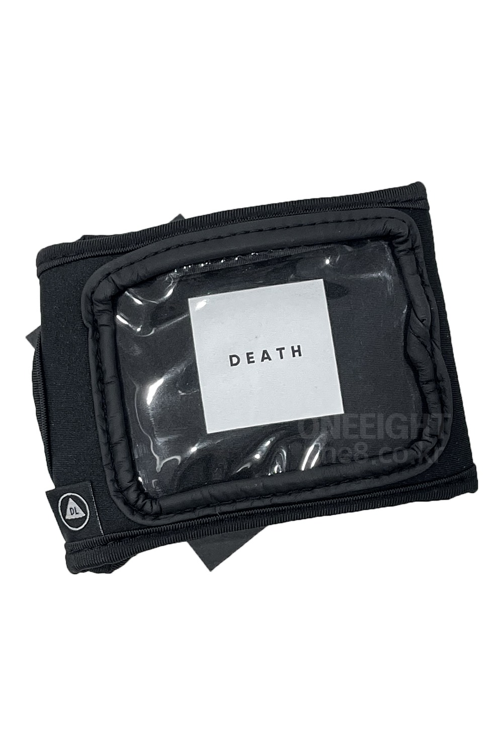 2021 데스라벨 글러브 패스 2021 DEATH LABEL_GLOVE PASS_BLACK_DGDL005BK