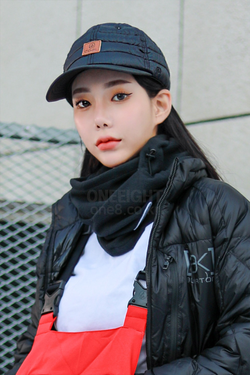 2021 콜 페어펙스 패딩캡 모자  COAL THE FAIRFAX CAP_BLK (BLACK)_FICA001BK