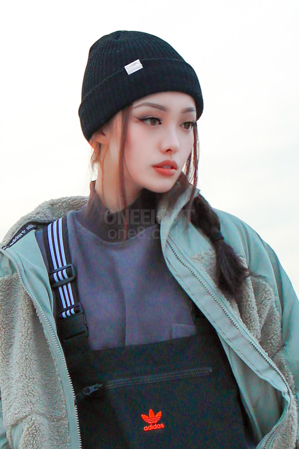 2021 콜 스탠리 비니 모자  COAL THE STANLEY BEANIE_BLK (BLACK)_DICA007BK