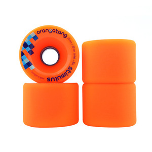 로디드 오랑가탕 휠/LOADED ORANGATANG 70MM 80A STIMULUS ORANGE_XLD610OR_ZHLD610OR