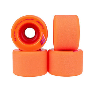 로디드 오랑가탕 휠/LOADED ORANGATANG 66MM 80A THE KEANU ORANGE_XLD616OR_ZHLD616OR