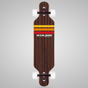 롱아일랜드 롱보드컴플릿 40/LONG ISLAND BALI WOODY DROP COMPLETE 40.9x9.9_