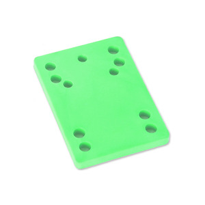 셀렉트 1/4IN 라이저패드 H3V502GR / 1/4IN SELECT 1/4IN X FLAT X SOFT X GREEN RISER PADS GREEN