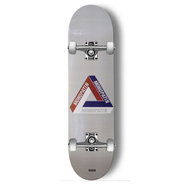 모노파틴 스케이트보드 컴플릿/MONOPATIN MOLACE FULL CUSTOM COMPLETE SKATEBOARDPALACE HOMMAGE MODEL 사이즈선택_