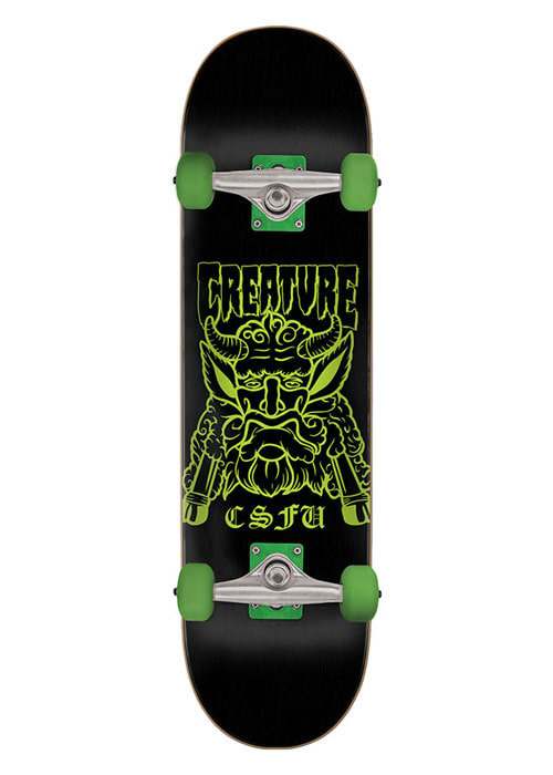 크리처 스케이트보드 컴플릿/CREATURE OFFERING SK8 COMPLETES 7.75INx31.4IN_ZC000900