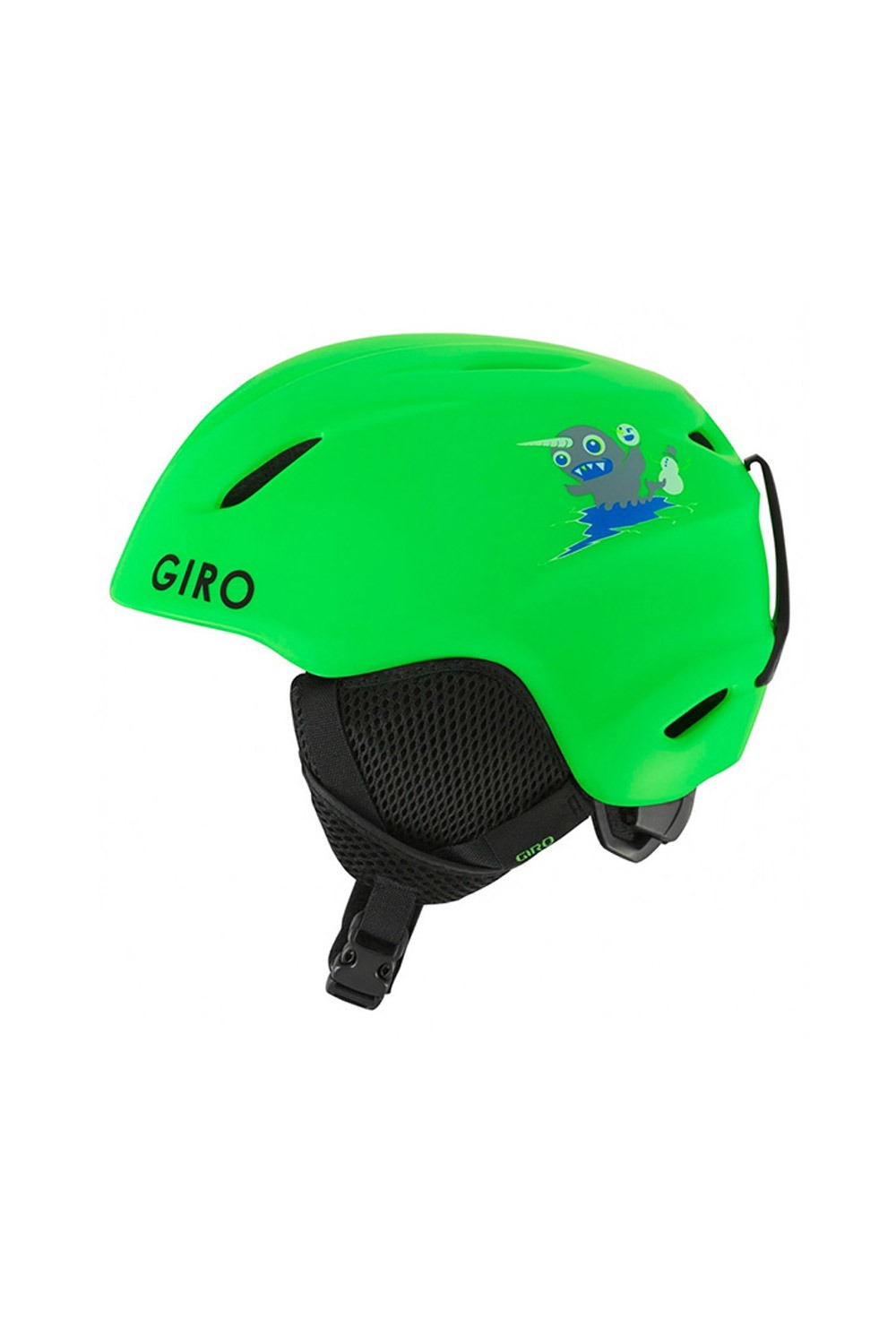 지로 키즈 헬멧 FGO706KX/MATTE BRIGHT GREEN GIRO YOUTH LAUNCH_DFGO706KX