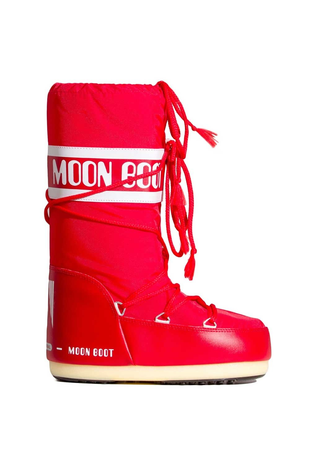 문부츠 여성 방한부츠 나일론 5MQ888RE / RED MOONBOOT WMS MOON BOOT NYLON_A6MQ888RE