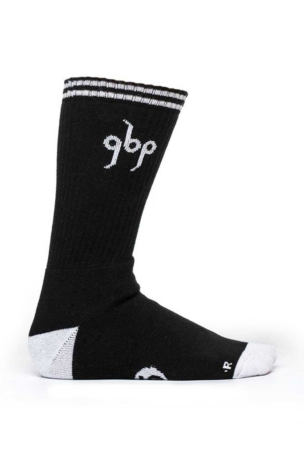 스팅키삭스 x 지비피 스노보드 양말JKY717BE/BLACK/WHITESTINKY SOCKS GBP SOCKS_FJKY717BE