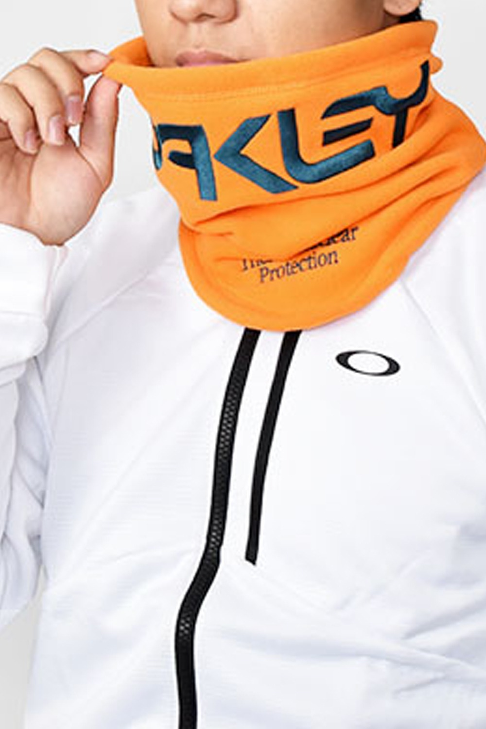 2021 오클리 TNP 넥게이터 2021 OAKLEY TNP NECK GAITER_BOLD ORANGE(FOS900342-7BR)_남녀공용/넥워머_DLO1005OR